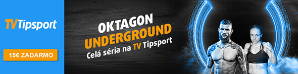 Oktagon Underground na TV Tipsport